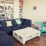Cuscini per pallet poliuretano espanso per divano for Cuscini per pallet