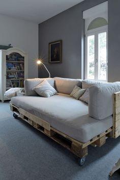 Imbottiture per divani in pallet - Poliuretano Espanso per divani