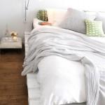 materasso con bancali